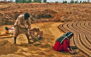 Pakistan brick makers