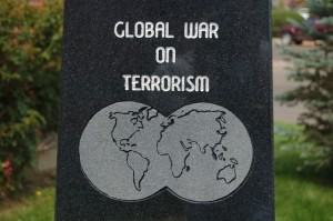 Global War on Terrorism Memorial at the Colorado State Welcome Center/Rest Area in Trinidad, Colorado. CC BY-SA 2.0 (Photo, caption courtesy Matt Lemmon via Flickr)