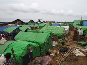 Rohingya camp