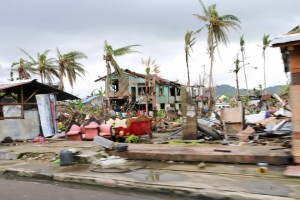 Bodies were still being found in the Philippines 2 months after Haiyan made landfall.  (Photo cred: SEND Philippines via Facebook)