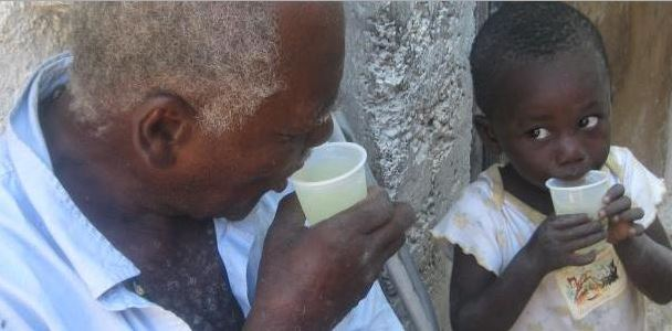 La Gonave, clean water, and the Gospel
