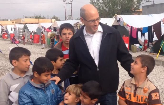 World Orphans covers a new base of ministry in Iraq