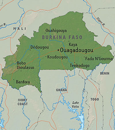 Military leader to handle Burkina Faso changeover