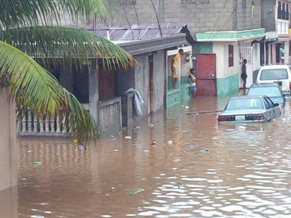 Deadly flooding displaces thousands in northern Haiti