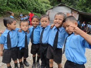 (Photo kids school ministry courtesy International Needs)