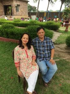 (Photo houseparents Prasanna and Arpana Khaling courtesy International Needs)