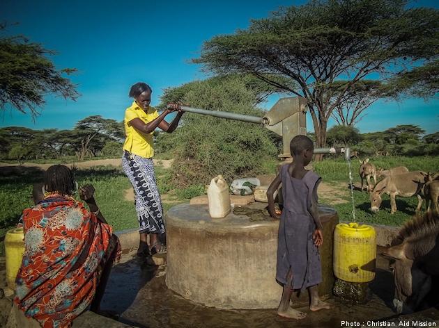 Perishing without Christ in Kenya