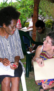 Bible translation projects underway