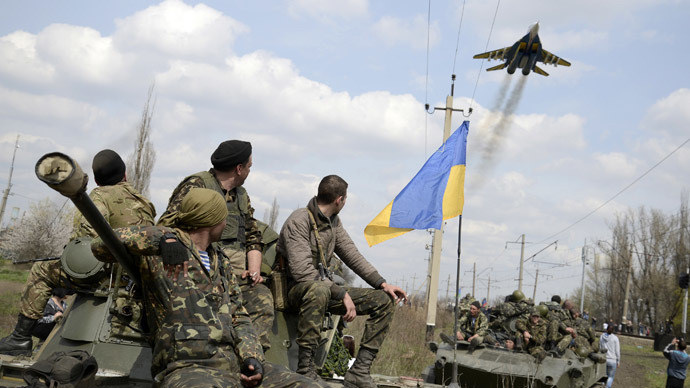 Ukraine to get NATO help against Russia