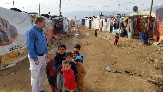 Lebanon refugees in perpetual limbo