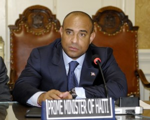 Prime Minister Laurent Lamothe resigned last week. What's ahead? (Photo courtesy of OEA - OAS via flikr, some rights reserved)