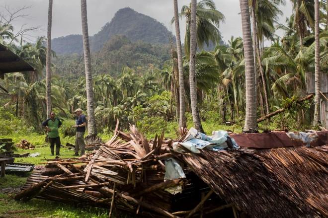 Typhoon Hagupit: praise and prayer