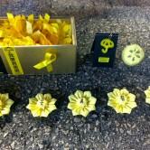 yellow umbrella protests