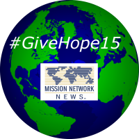#GiveHope15 to be a voice for the voiceless