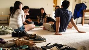 InterVarsity's International Student Ministry seeks to make international students feel welcome (Photo by InterVarsity)