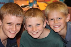 What is it like to raise children on the mission field? (photo courtesy of The Mission Society)