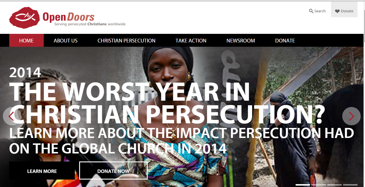 2014 sets persecution record