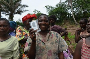 World Mission distributes Treasures to third world countries. (Photo by World Mission)