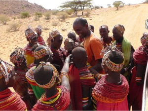 World Mission is hoping to see the treasure transform tribal life in Northern Kenya (photo courtesy of World Mission)