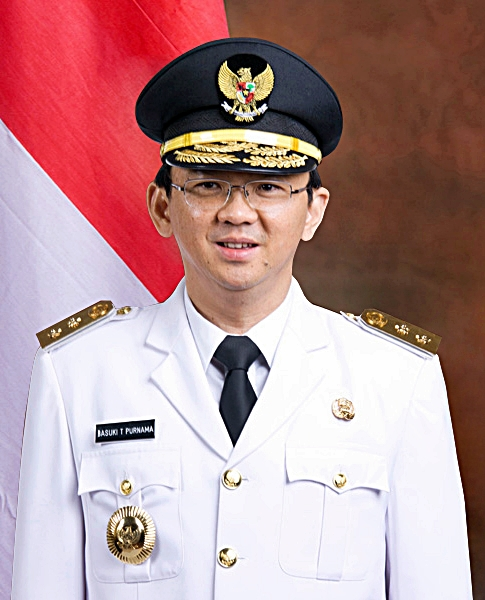 Muslims defend Ahok, the new Christian governor of Jakarta