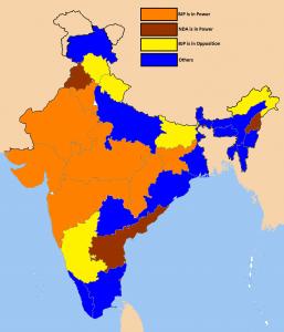 BJP states