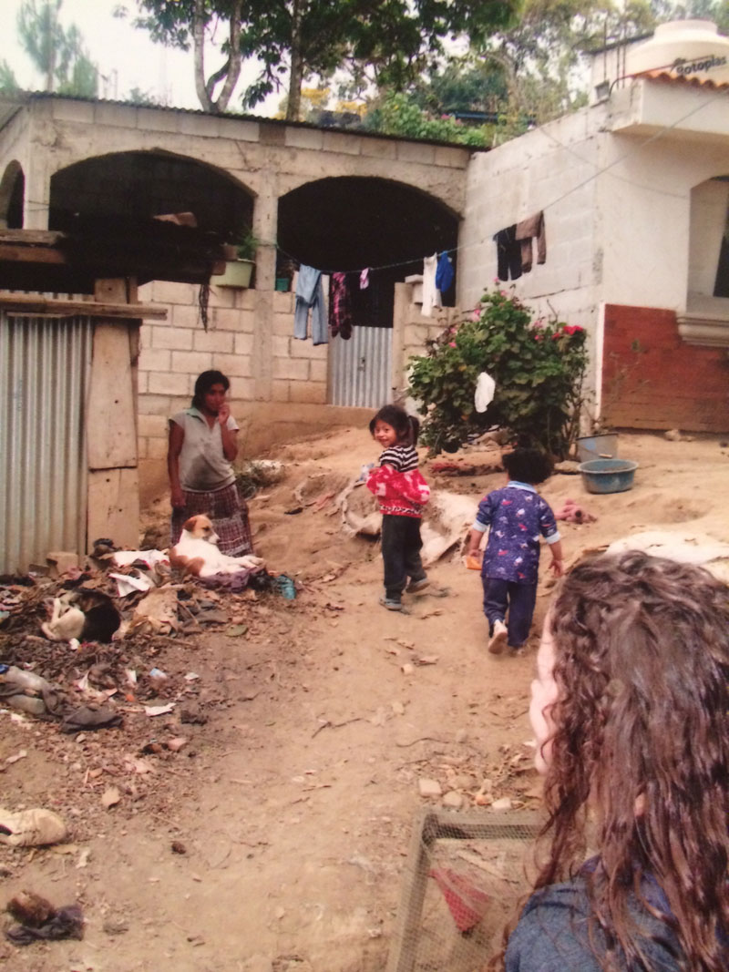 Be the change in Guatemala