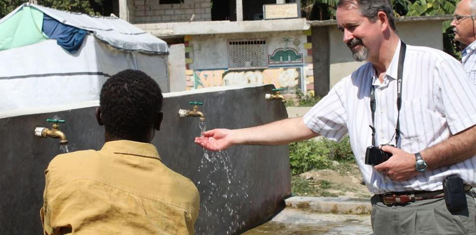 Rebuilding lives in Haiti