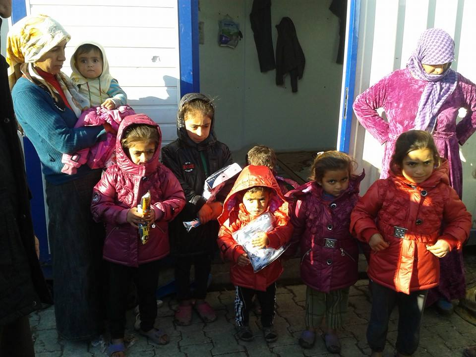 Refugees in Turkey find Christ through physical aid