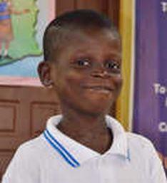 Kelvin, photo courtesy of International Needs
