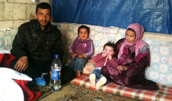 Being a refugee is more dangerous in winter