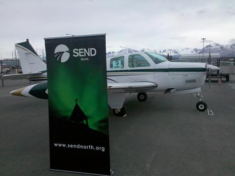 SEND International North upgrades aircraft