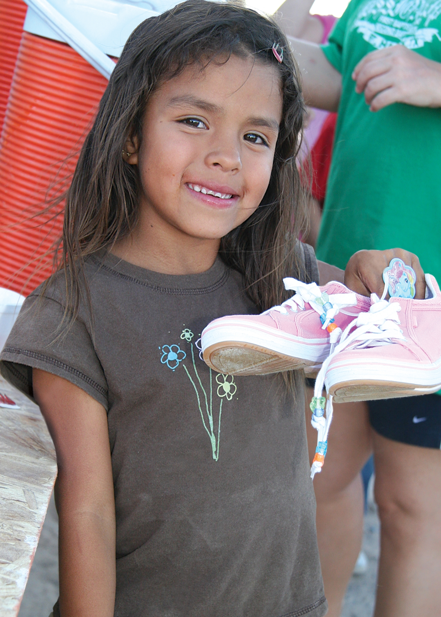 Three million pairs of shoes given for children in need