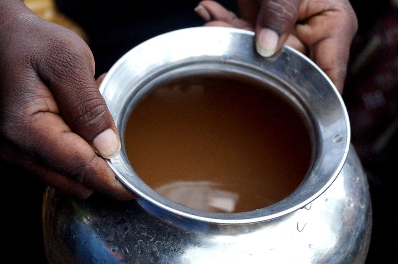 gov supplied clean water