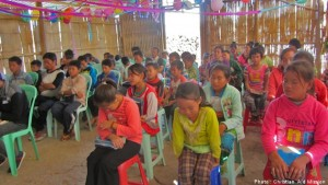 Christian Aid Mission supports many children's ministries in Burma.  (Photo courtesy of Christian Aid Mission)