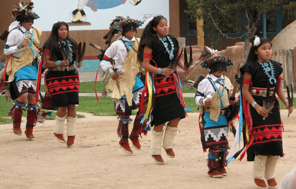 Warrior hearts pursue Native American outreach