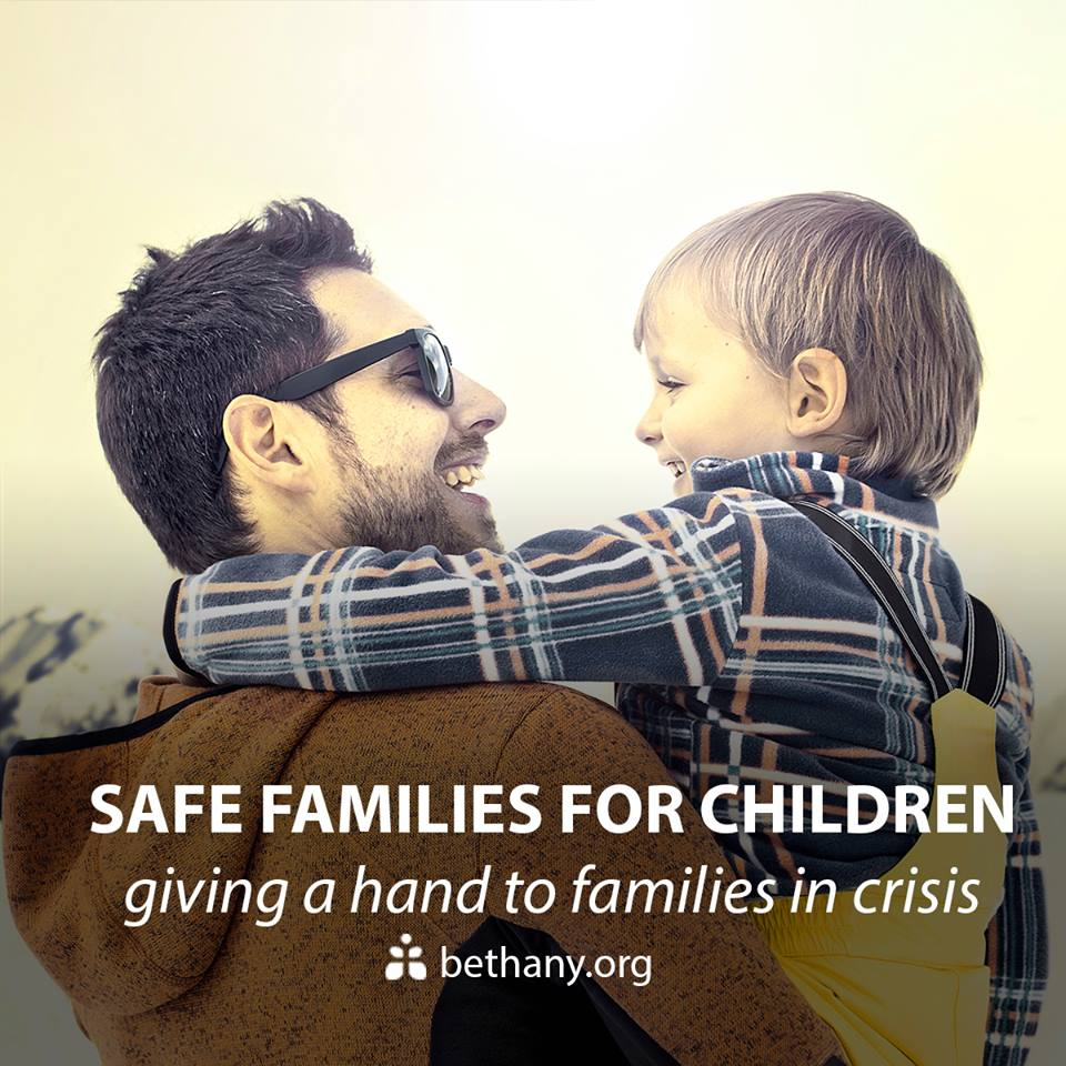Foster care alternative: Safe Families for Children