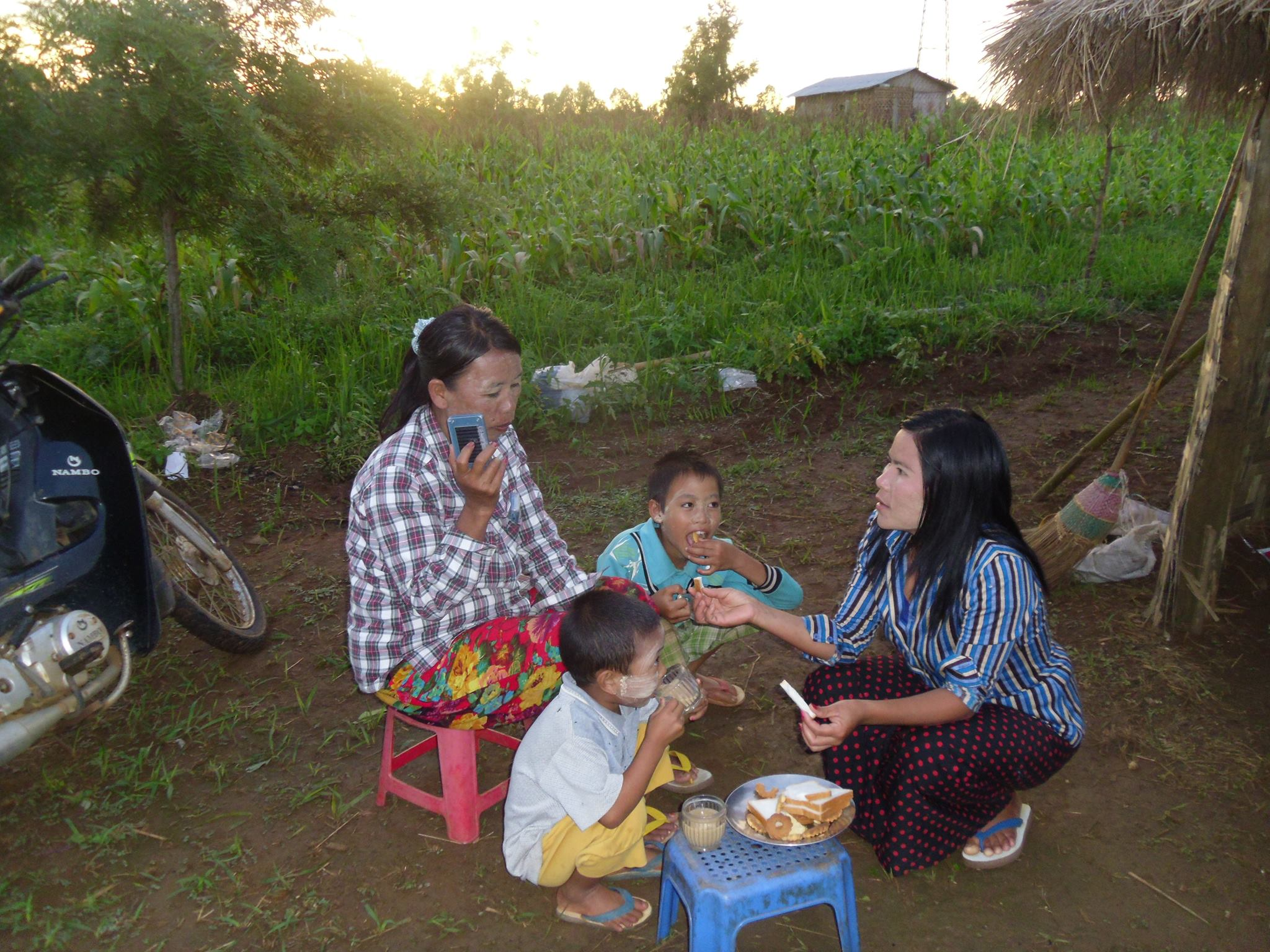 World Mission reaches Philippines with the Gospel