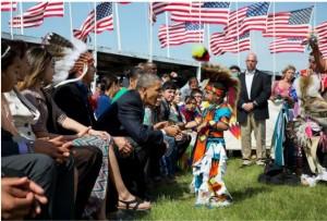 Obama Native Youth