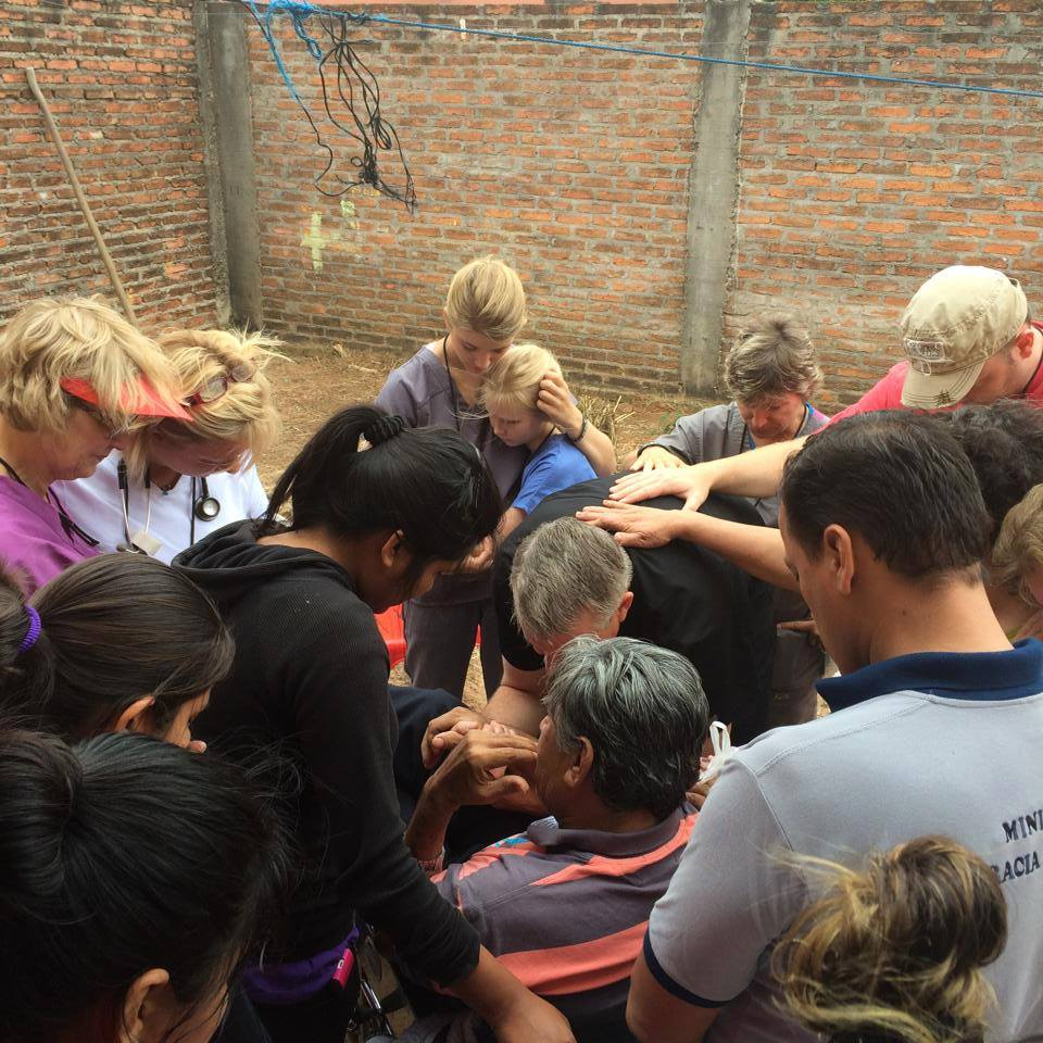 e3 Partners and medical missions