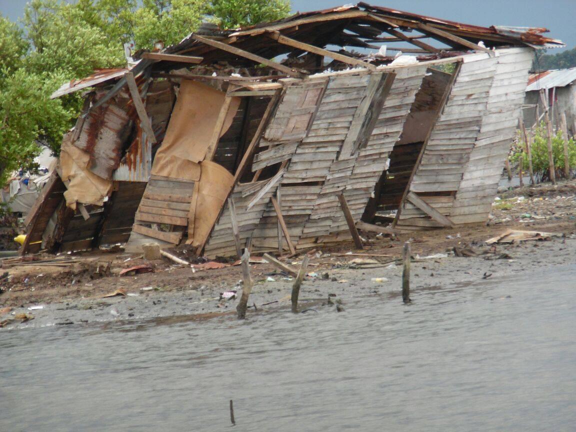 Devastating floods hit Cap Haitien again