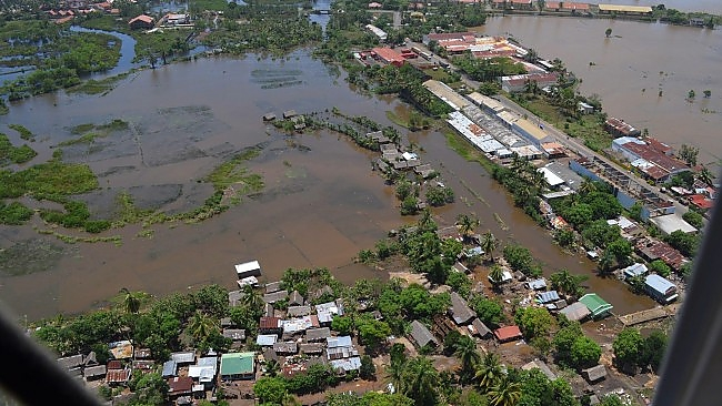 Meager support to flood victims in Malawi