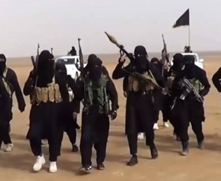 ISIS takes Christians hostage in Syria