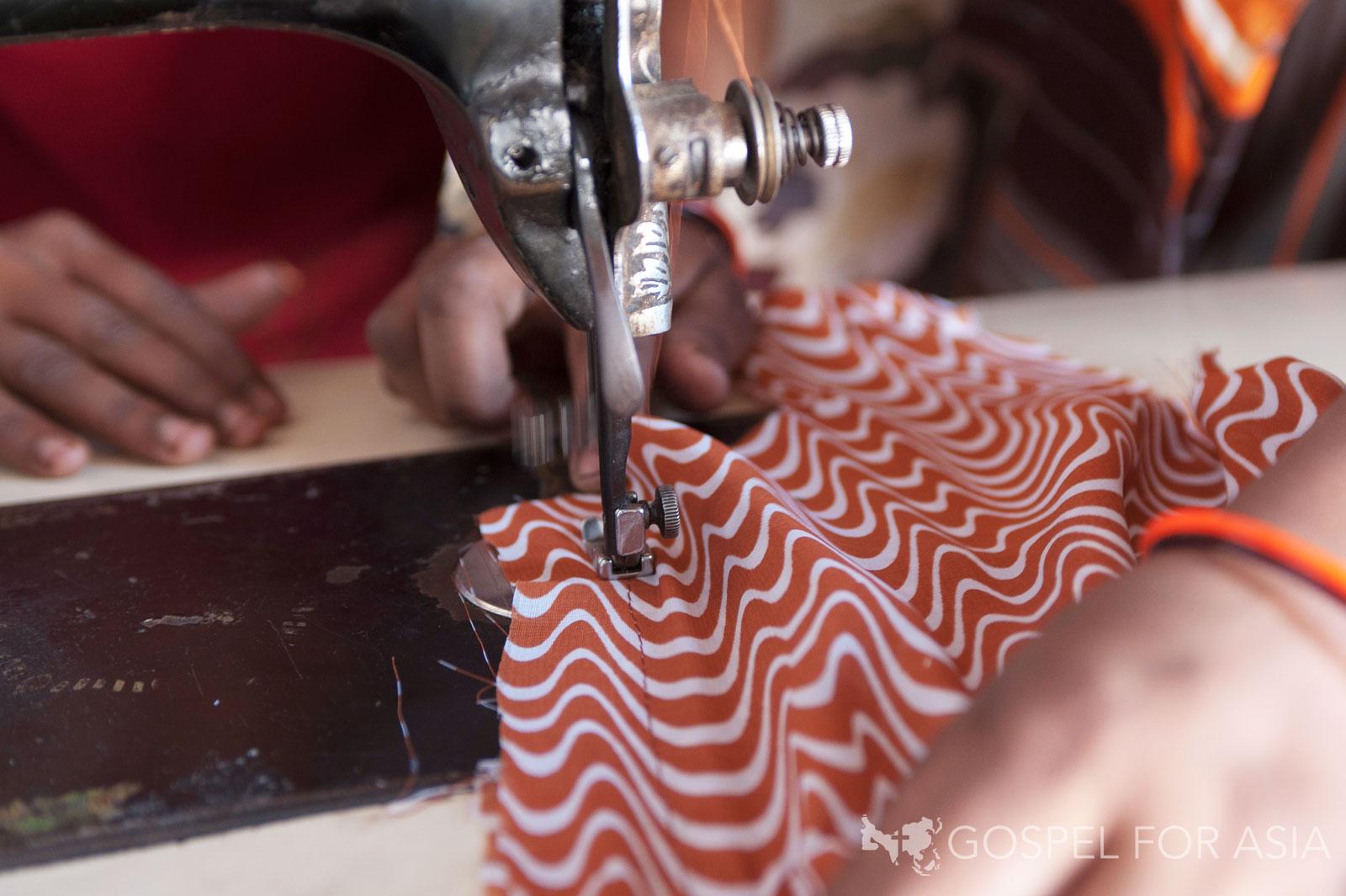 Stigma, persistence, and a sewing machine