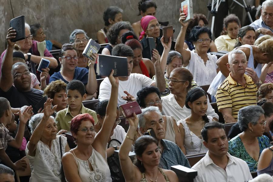 Bible shipment bound for Cuba
