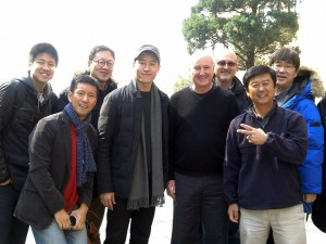 This is the first cohort involved in A2's newest business leadership training in South Korean.