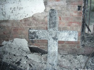 CAM_cross in rubble