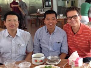 (Photo courtesy of China Partner)