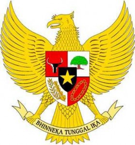(Image Indonesia Seal courtesy Wikipedia)