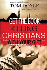 Get a copy of Killing Christians with your support.
