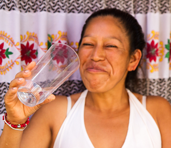 Living Water restores dignity for women at garbage dump